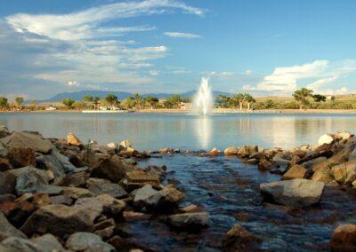 Isleta Lakes and Recreation Area