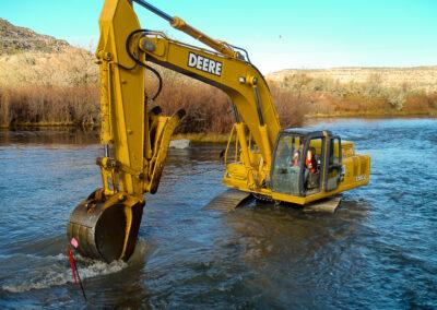 San Juan River Habitat Enhancement Project